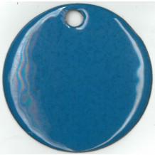 Turquoise opaque foncé 127