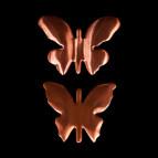 Lot de 2 petits papillons